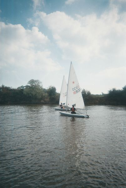 2008: Avon sailing club