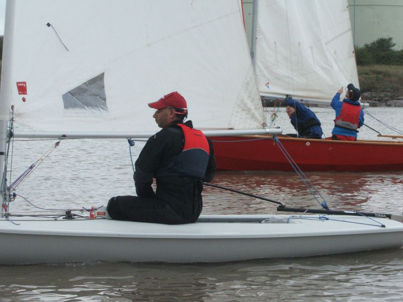 Queen Mary Cup race 2012