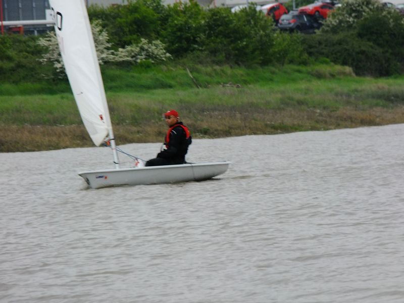Saturday 19 May 2012 evening sail