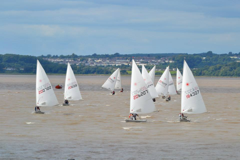 Thornbury 2014 open laser