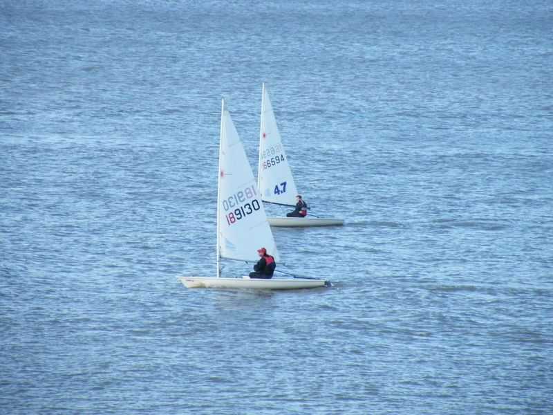 Portishead Laser open 2011